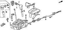 Genuine OEM Honda 2003-2005 Accord Shifter Handle Shift Button Knob Repair Kit