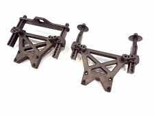 NEW TRAXXAS T-MAXX 3.3 4907 SHOCK TOWER SET FRONT AND REAR WITH BODY MOUNTS 2.5