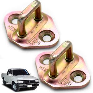 Plate Assy Door Lock Striker Latch Fits Toyota Hilux Sr5 Migthy-X 1988 1997
