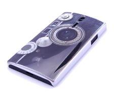 Funda f Sony Xperia S lt26i bolso funda protectora case cover cámara cámara fotográfica cam