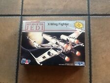 Star Wars Return of the Jedi Vintage 1982 X-wing Fighter Model Kit by MPC ERTL