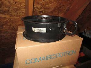 "Comair Rotron Caravel Fan Model CLE3L2 P/N 020190 8-1/2"" Diameter 230Vac 525CFM"