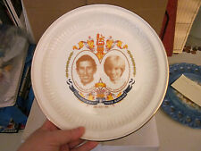 Prince Charles Princess Diana Wales Royal Wedding Plate