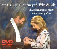 Join Us in the Journey to Win Souls by Rabbi K.A. Schneider New DVD Messianic