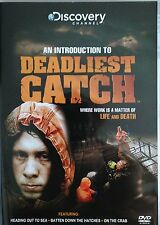 An introduction to Deadliest Catch        Brand new and sealed
