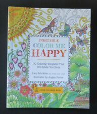Portable COLOR ME HAPPY BRAND NEW Free Shipping
