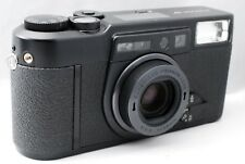 [NEAR MINT] Fujifilm Klasse W Black 35mm Point & Shoot Film Camera From JPN #207