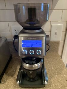 BREVILLE THE SMART COFFEE GRINDER (BCG800XL) Missing Top Lid