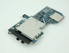 HP EliteBook 8440P Audio PCB Board with Express Card Reader 594024-001