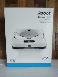 iRobot Braava Jet M6 (6110) Ultimate Robot Mop WiFi Connected New in Box
