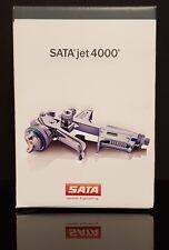 Sata Jet 4000 B HVLP Lackierpistole, SataJet ,Spritzpistole 1,0mm keine MiniJet