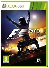 ELDORADODUJEU >>> F1 2010 FORMULA 1 Pour XBOX 360 NEUF VF