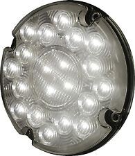 """Peterson 717C Great White ®  7"""" LED Back-Up or Dome Light"""