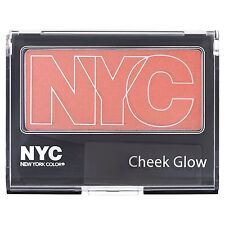 NYC Cheek Glow Powder Blush (650 NoLiTa Pink) 8,1g NEU&OVP