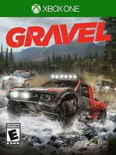 XBOX ONE GAME GRAVEL BRAND NEW SEALED
