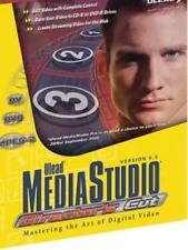 Ulead MediaStudio 6.5 Director's Cut w/ Manual PC CD edit create video tools BOX