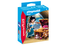 Playmobil 9087 Special Plus Pirate with Treasure  (Figures & People) Age 3+