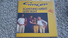 Ginger - Something wasn't quite right 12'' Vinyl Holland