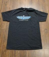 WWE WWF Wrestlemania 23 Detroit T Shirt Size L