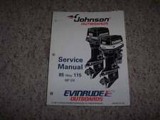 85 hp evinrude outboard motor ebay 1995 johnson evinrude 85 88 90 hp outboard motor shop service repair manual sciox Image collections