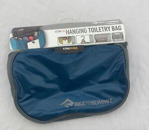 Sea To Summit TravellingLight Hanging Toiletry Bag Small Kulturbeutel Blau Neu