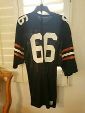 Alma High School Mi 1980s football jersey shirt Lott Large vintage Panther sport