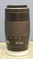 Minolta AF Zoom 75-300mm f4.5 5.6 Lens