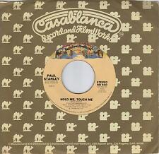 PAUL STANLEY  Hold Me Touch Me / Goodbye  rare 45 from 1978  KISS