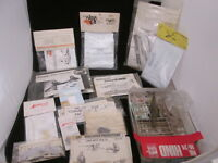 Vintage & Rare 1:72 1/72 Vacuum Form Foreign & Domestic Military Aircraft Models