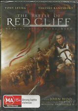 The Battle of RED CLIFF.......DVD Region 4 ** Brand New **
