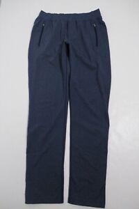 "Lululemon Men's Discipline Pant 37"" Heathered Navy Blue Size L Stretch"