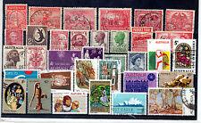 Australia Valores  del año 1935-74 (BJ-349)