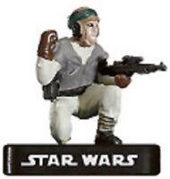 STAR WARS MINIATURES A&E - REBEL COMMANDO STRIKE LEADER