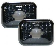 Crystal Black Side Repeaters 1 Pair to fit LR Discovery 1 1989-1999