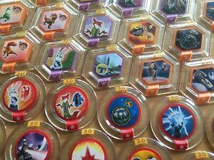Disney Infinity Power Disc 3.0 - Disney / Marvel / STAR WARS Rare *FREE SHIPPING
