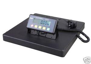 G&G PSB 75kg/150kg/300kg Paketwaage PlattformWaage Digital-waage 40x40cm