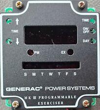 Generac 0A8637 OEM Generator MK III Programmable Exerciser Board Assembly N.I.B.