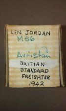Len Jordan M56 AVRISTAN Britain 1:1200 Scale Model