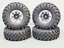 1/10 TRUCK  Rock CRAWLER 1.9 BEADLOCK WHEELS & TIRES 110mm EVEREST  -Set Of 4-