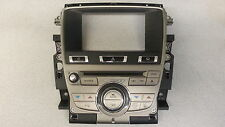 Jaguar XK - Radio/nav/Dash control panel - 2009 XK - 9w83-18c858-BA