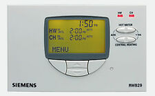 Brand New Siemens RWB29 2 Channel Programmer for Central Heating & Hot Water