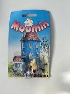 Moomin Mini Figure Toys - The Moomins Miniature Toys - 1992 - Moomin Mama & Papa