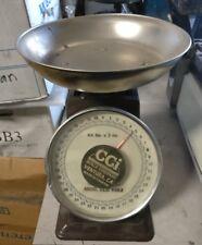 40 LB x 2 OZ CCI LCD4002-DR Mechanical Restaurant Food Portion Dough Dial Scale