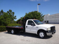 Ford Super Duty F-350 DRW Cab-Chassis Flatbed