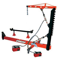 New Champ Mighty Pull 10 Ton Frame Body Straightener Ebay