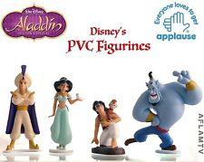 Aladdin & the King of Thieves Genie Jasmine Figure 4 cake topper Disney Applause
