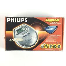 Philips AX5104 Walkman CD Baladeur Lecteur Portable Disque Discman Player