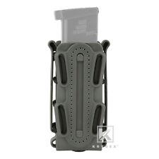 KRYDEX Soft Shell 9mm Pistol Magazine Mag Pouch w Belt Clip Tall Foliage Green N