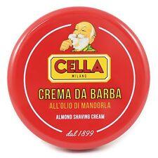Cella CREMA DA BARBA ITALIANA SCHIUMA DA BARBA SAPONE DA BARBA (150g selez) (570617)