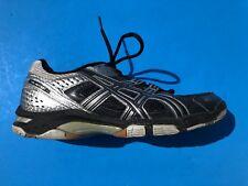 Womens Asics Gel Rocket Black Running Athletic Sneakers Shoes B053N 8
